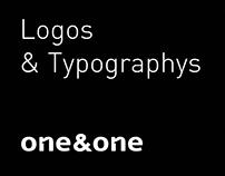LOGOS & TYPOGRAPHYS