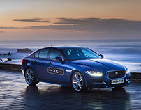 Jaguar XE Development Drives - Portugal