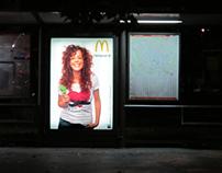 I mille volti di McDonald's | adv 2012