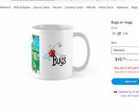 """""""Bugs on mugs"""""""