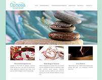 Client Spa Web & Graphic design