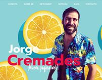 Web Responsive Jorge Cremades