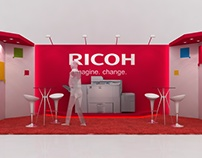 Stand Ricoh Panamá 2015