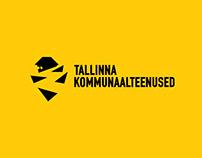 Tallinna Kommunaalteenused visual identity