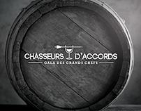 Chasseurs D'accords - Branding
