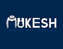 Mukesh - Word as Image