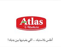 Film maquette Atlas plastic