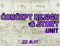 Concept Design Unit (Asset Development ZZ slot)