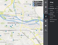 Mapviewer - Internship Berlin