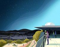 『京都産業大学ブランディングポスター9月』