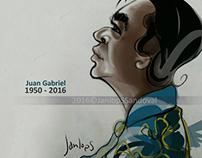Rayón homenaje Juan Gabriel, 2016