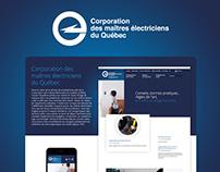 CMEQ – Corporation des Maîtres Électriciens du Québec