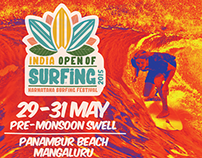 India Open of Surfing 2015 [posters+logo]