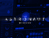 The Astronaut - UI Design