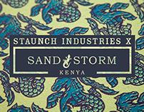 STAUNCH X SANDSTORM KENYA