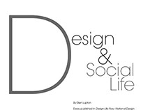 Design and Social Life