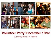 Volunteer Work for Kitchen Table Advisors