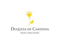 Duquesa de Cardona Re-Brand (Concept)