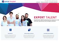 Expert Talent Responsive UI/UX