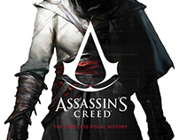 Assassin's Creed: Art Book Layout