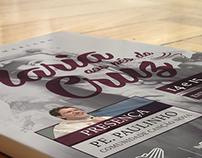 Encontro de Oração - Cartaz