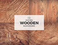 5 High-Res Free Wooden Backgrounds