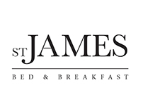 St James Bed & Breakfast Rebrand