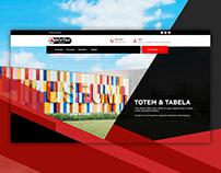 Outdoor Ad. Agency Web Design