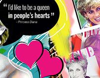 DIANA. Queen of Hearts