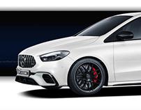 2019 Mercedes-AMG B63