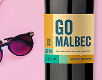 GO MALBEC / Packaging