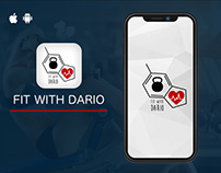 Fit with Dario - Health and Fitness App