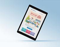 Diseño de newsletter Dolphin Tecnologías - Navidad 2014