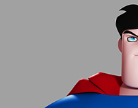 Superman | 3d Character