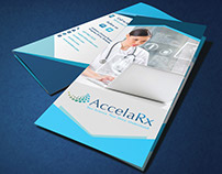 Accela RX Trifold Brochure