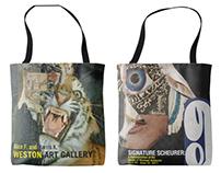 Materials for Fine Artist Michael Scheurer