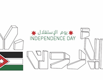 Jordan Independence day 70