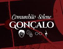 COMUNHÃO GONÇALO