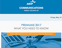 AHIP Communications Email Template