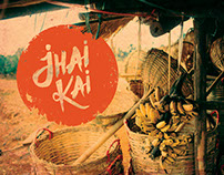 Jhai Kai Lunch Bar Branding