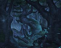 Dark Forest Concepts