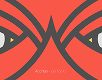 Äcortax - Brand identity