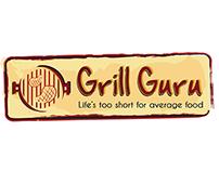 Grill Guru - Restaurant Branding