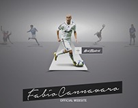 Fabio Cannavaro - Personal Website