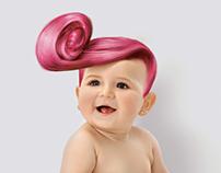 Huggies // Baby Shampoo