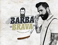 Barba Brava Branding