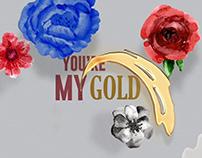 Flynn - My Gold | Lyric Video