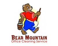 Bear Mountain Office Cleaning Logo