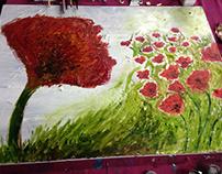 Poppies by Bricole Reincke