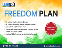Freedom Plan